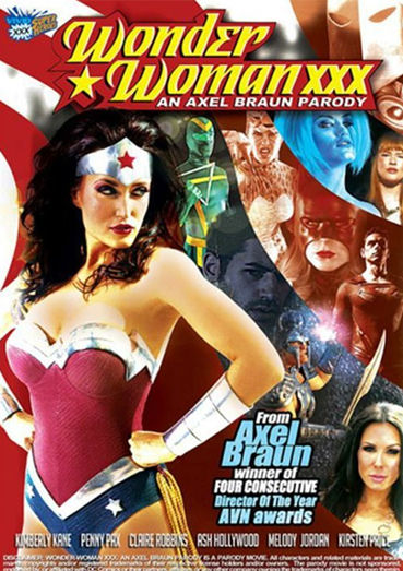 Wonder Woman XXX: An Axel Braun Parody
